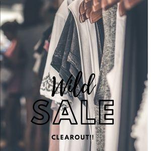 Other - $$ CLOSET CLEANOUT SALE $$